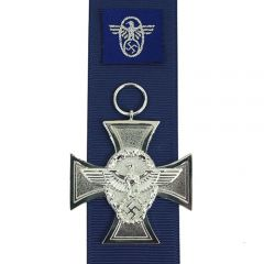Police Long Service Medal - 18 Years