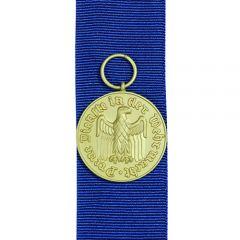1957 Heer Long Service Medal - 12 years