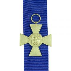 1957 Heer Long Service Medal - 25 years