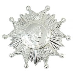 French Legion of Honour Grand Officer Class - Third Republic Breast Star
