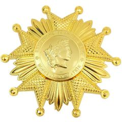 Grand Cross of the French Legion of Honour - Third Republic Breast Star