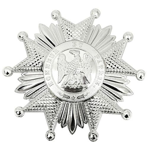 French Legion of Honour Grand Officer Class - Second Empire Breast Star