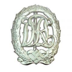 D.R.L. Sports Badge - Silver