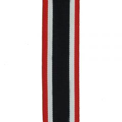 War Merit Cross Ribbon (32mm Wide)