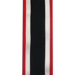 Knights Cross of the War Merit Cross Ribbon (45mm Wide)