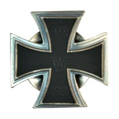 1914 Iron Cross 1st Class Screwback
