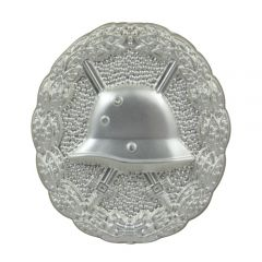 WWI Wound Badge in Silver