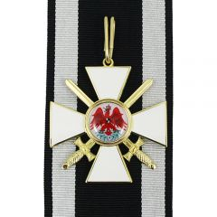 Prussian Knights Order of the Red Eagle - 2nd Class