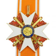 Prussian Grand Cross Order of the Red Eagle with Swords