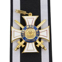 Prussian Order of the Crown - 2nd Class with Swords