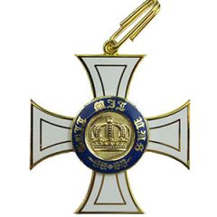 Prussian Order of the Crown - 2nd Class without Swords
