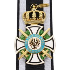 Commander of the Royal House Order of Hohenzollern with Swords