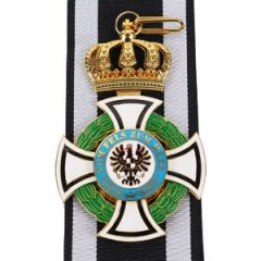 Commander of the Royal House Order of Hohenzollern