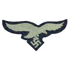 Luftwaffe EM Cloth Tunic Eagle
