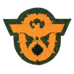 Police Sleeve Eagle - Orange Thread