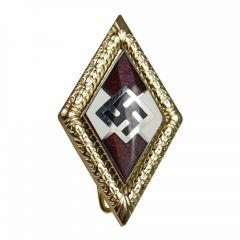 Golden Hitler Youth Honour Badge