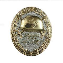 1944 German Wound Badge - Gold