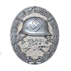 1944 German Wound Badge - Black