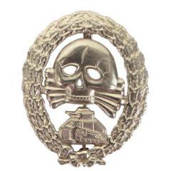 Legion Condor Tank Assault Badge - Silver