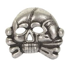 SS Early Skull (Antique Effect)