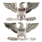 US Army Colonel Rank Eagles