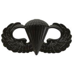 US Paratrooper Wings - Black