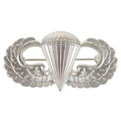 US Paratrooper Wings - Silver
